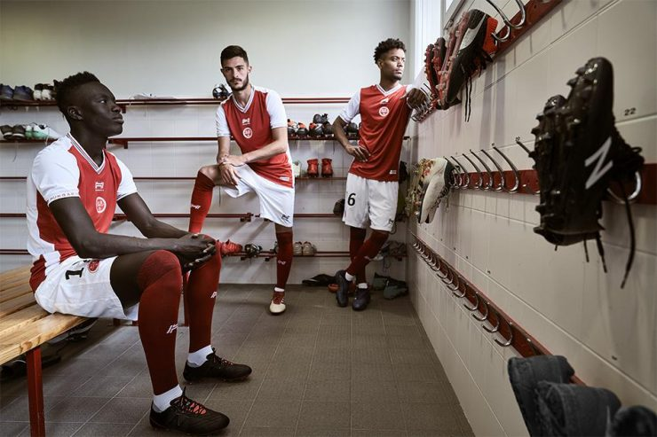 Stade Reims 2018-19 Home And Away Kit