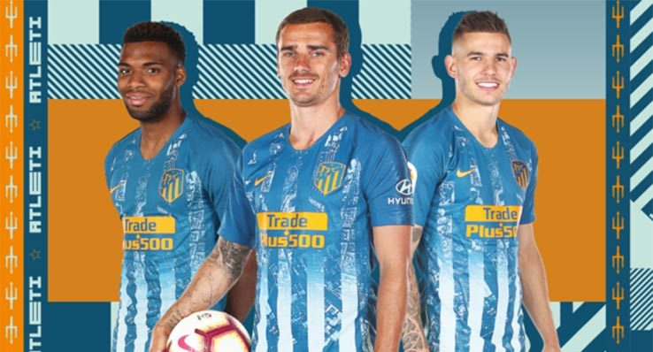 Atletico Madrid 2018-19 Nike Third Kit