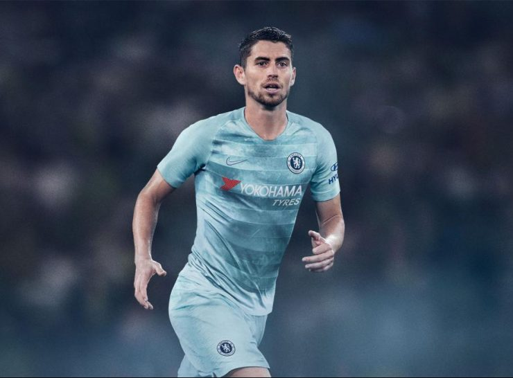 Chelsea 2018-19 Nike Third Kit