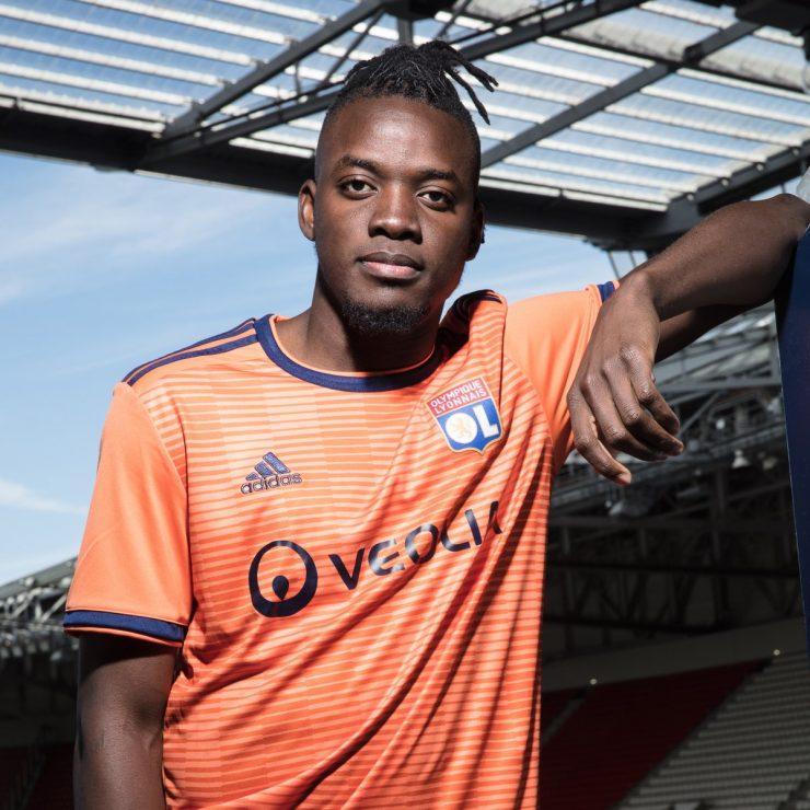 Olympique Lyon 2018-19 Third Kit