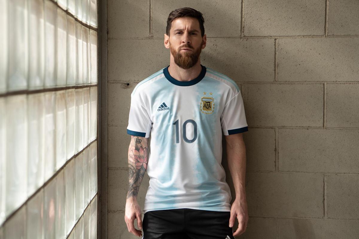 Argentina 2019 Copa America Kit