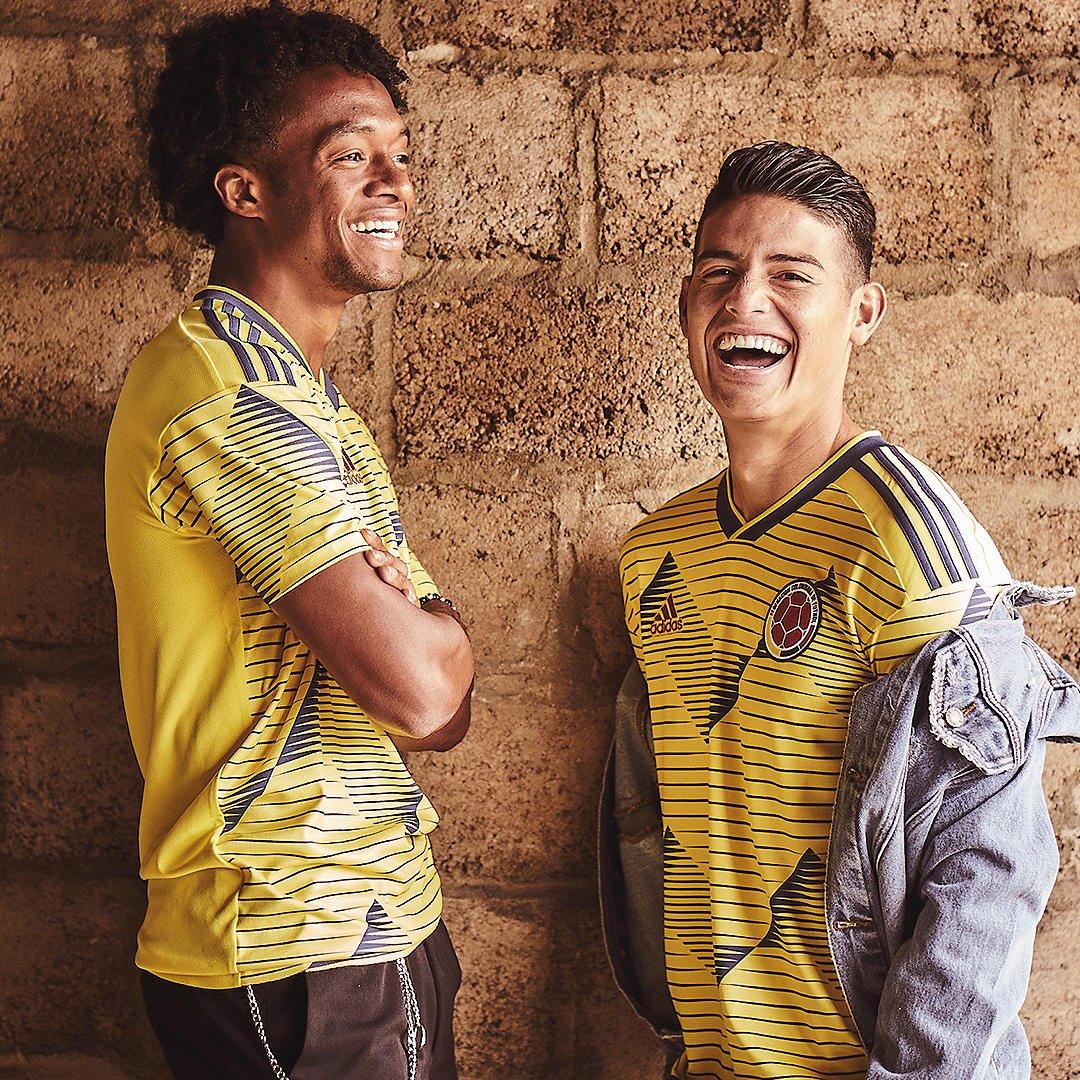 Colombia 2019 Copa America Kit
